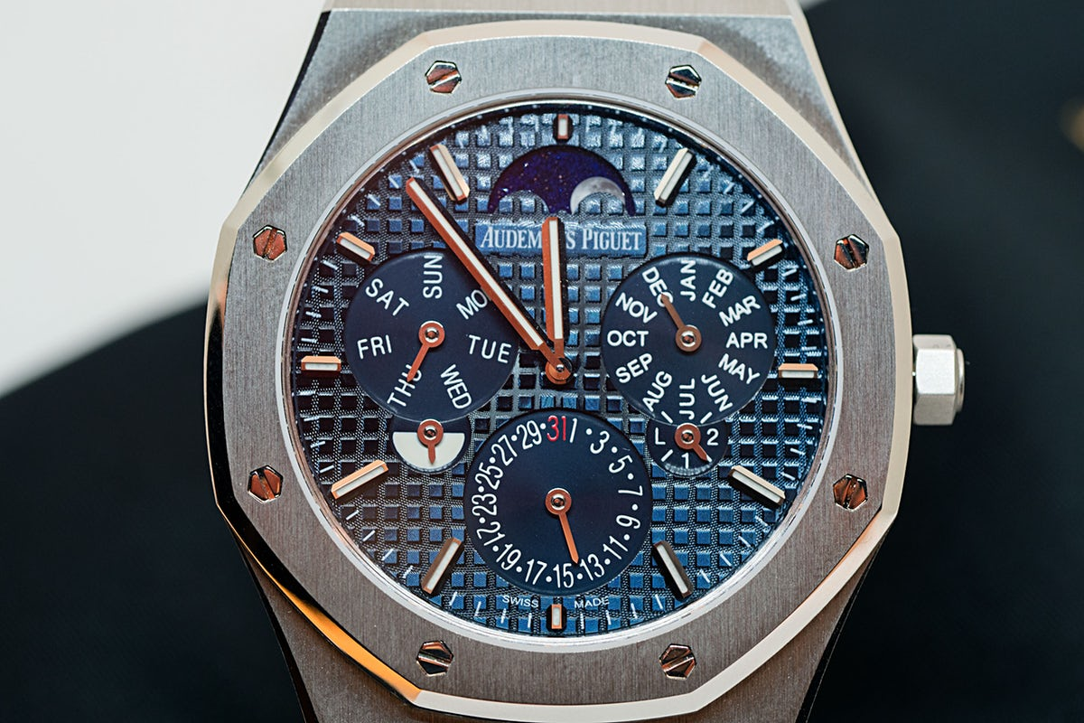 A First Look At The Audemars Piguet Royal Oak Replica