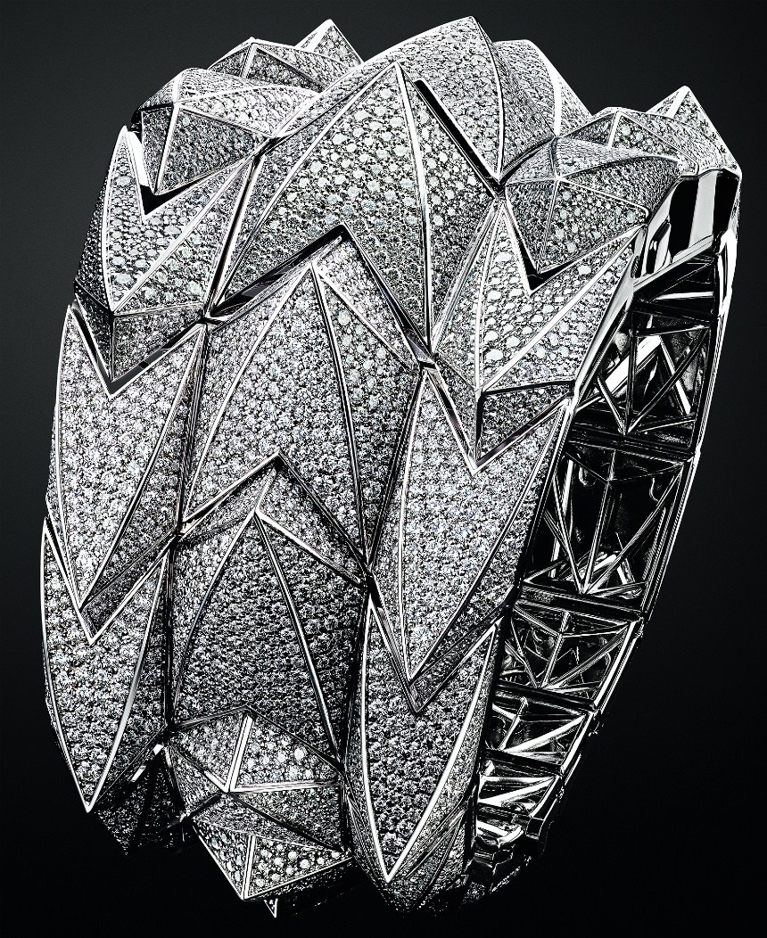From last year s popular 2015 diamond punk – the boxier of the bracelet  cuff watch and more geometric design 67699dfda